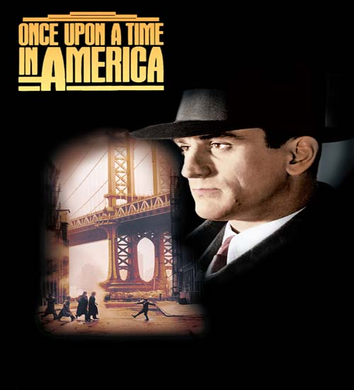 موسیقی فیلم روزی روزگاری در آمریکا